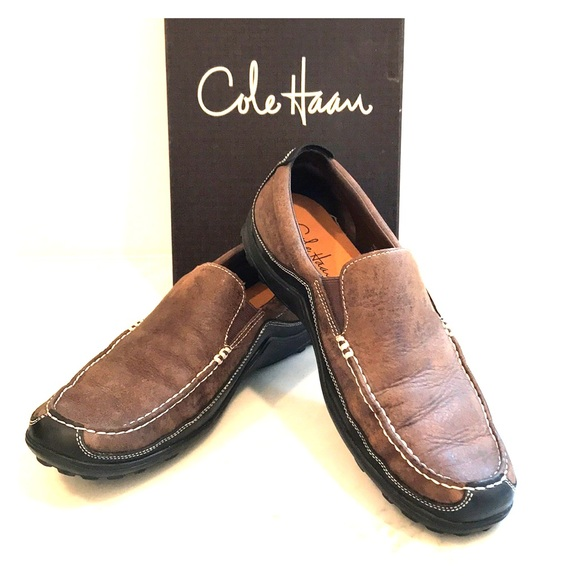 58c2f019dba Cole Haan Tucker Venetian loafers NEW! Box